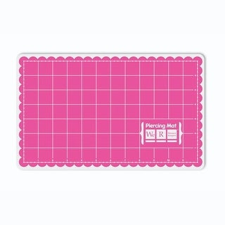 Piercing Mat 7X12 Sew Easy Stitch We R Memory Keepers