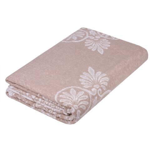 STP-Goods Linen Greece Terry Blanket & Throw