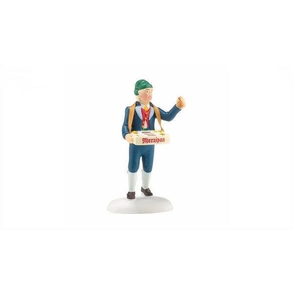 """Department 56 Alpine Series """"Sweets"""" Accessory #4036487 - green"""