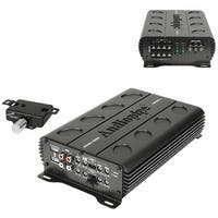 Audiopipe Mini Amplifier 4 Channel 1300 Watts Max