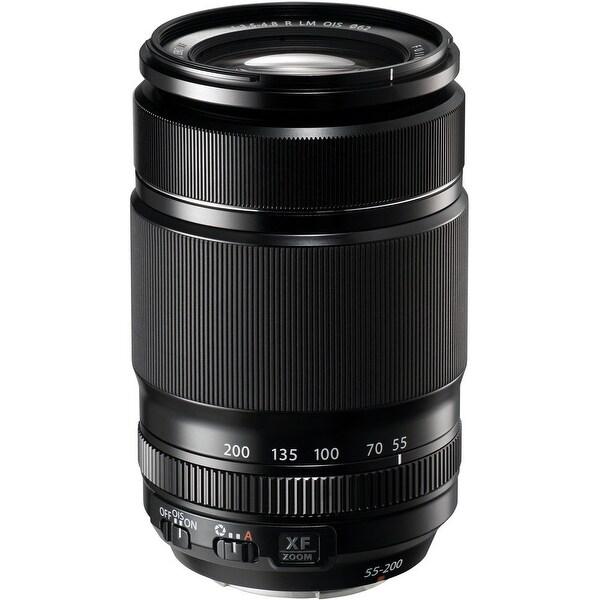 Fujifilm XF 55-200mm f/3.5-4.8 R LM OIS Lens (International Model)