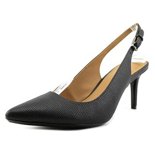 Calvin Klein Womens Giovanna Pointed Toe SlingBack Classic Pumps