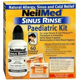 NeilMed Sinus Rinse Kit Pediatric 1 Each (4 options available)