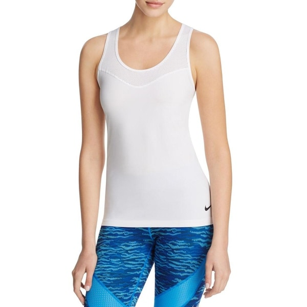 Nike Pro Womens Tank Top Dri-Fit Racerback