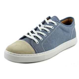 Tommy Hilfiger Manson 3 Round Toe Canvas Tennis Shoe