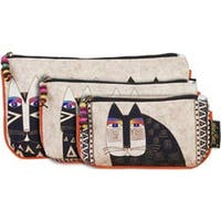 Wild Cats - Cosmetic Bags 3/Pkg
