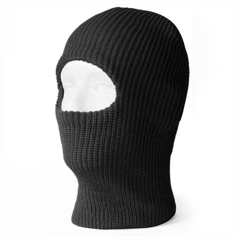 1 One Hole Ski Mask (Solids & Neon Available)