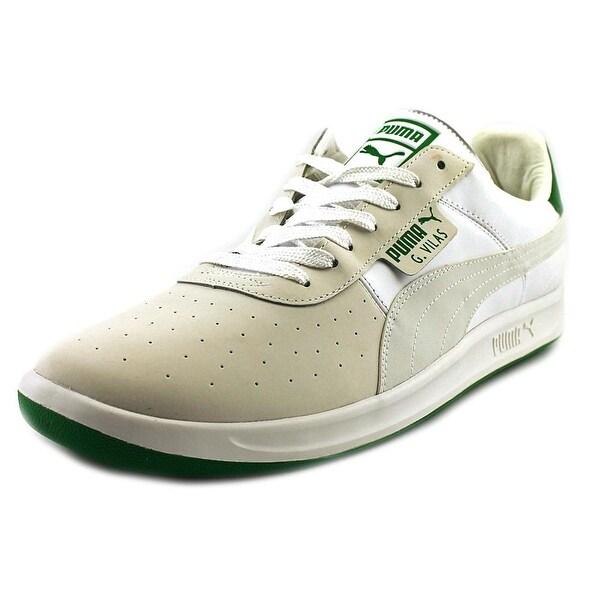 0de85048b60f Shop Puma G. Vilas 2 Men Round Toe Leather White Tennis Shoe - Free ...