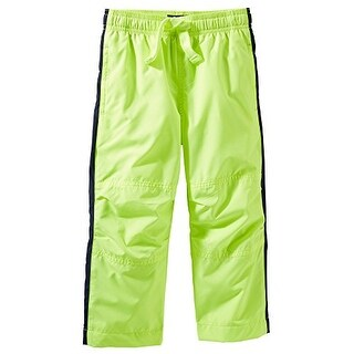 OshKosh B'gosh Little Boys' Mesh Lined MVP Track Pants-3-Toddler