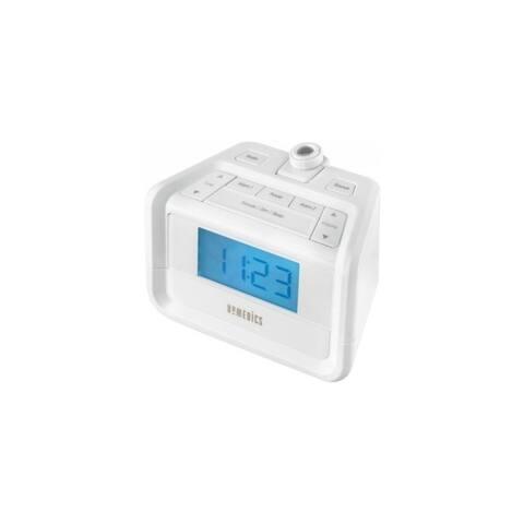Homedics ss-4520 soundspa dig fm clock radio