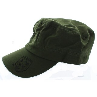 Metal Gear Solid Foxhound Military Cap - Green
