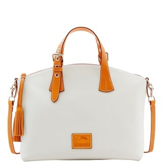 Dooney & Bourke Patterson Leather Large Trina Satchel (Introduced by Dooney & Bourke at $298 in Dec 2016)