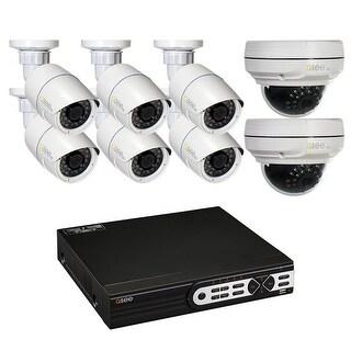 Q-See Qt878-8Z8-2 2Tb Hard Drive 8 3Mp Cameras