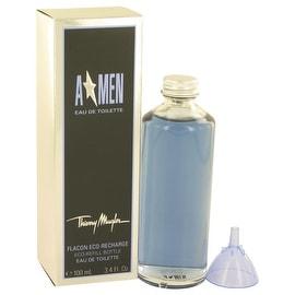 ANGEL by Thierry Mugler Eau De Toilette Eco Refill Bottle 3.4 oz - Men