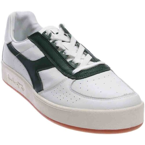 f68a46b5fedbb Shop Diadora Mens B.Elite Premium Athletic & Sneakers - Free ...