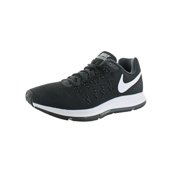 Nike Womens Air Zoom Pegasus 33 Running Shoes Lightweight Training - 6.5 medium (b,m)