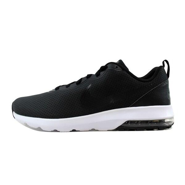Men's Nike Flyknit Air Max Running Shoes BlackSummit White