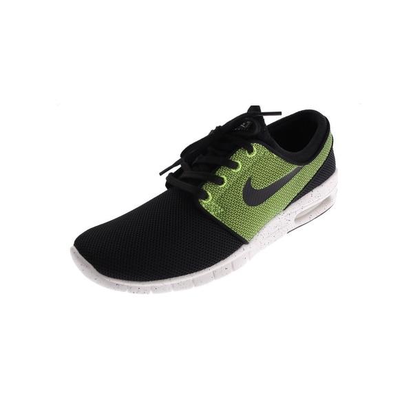 Nike Womens Stefan Athletic Shoes Mesh Signature - 4 medium (b,m)
