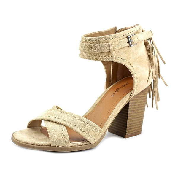 Indigo Rd. Parissa Women Open Toe Synthetic Sandals