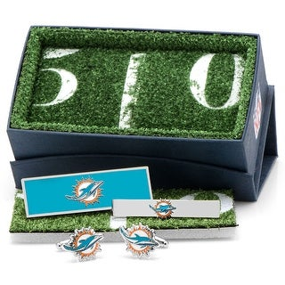 Miami Dolphins 3-Piece Gift Set - Multicolored