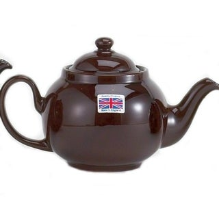 HIC 7701 Brown Betty Tea For One Teapot