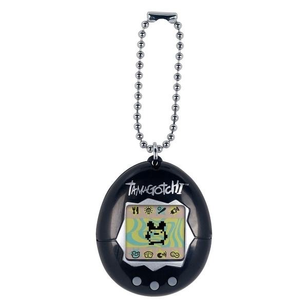 Original Tamagotchi - Black with Silver. Opens flyout.