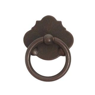 Bosetti Marella 101051 Classic 1-7/8 Inch Diameter Ring Cabinet Pull