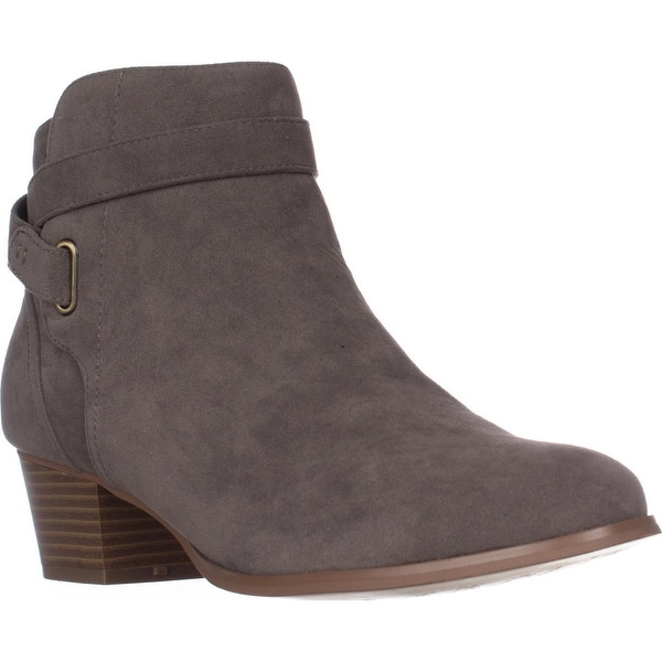 GB35 Oleesia Casual Ankle Boots, Mushroom
