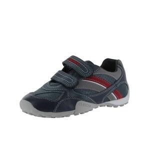 Geox Boys' Snakeboy C Sneaker