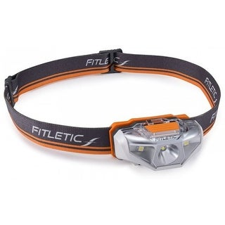 Fitletic Swift Plus SP-115 Headlamp - Orange/Gray