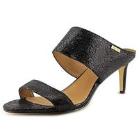 Calvin Klein Women's Cecily Black Sandal