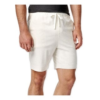 Tommy Hilfiger Mens Alex Casual Shorts Knit Heathered