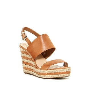 Vince Camuto NEW Beige Women's Shoes Size 10M Loran Wedge Sandal