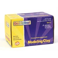 Pacon Corporation Creativity Street Modeling Clay 5Lb