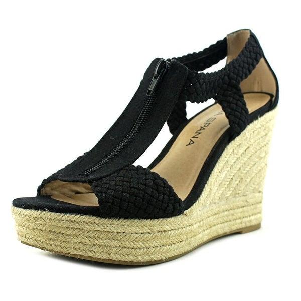 Moda Spana Whitney Women Black Sandals
