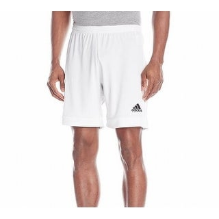 Adidas NEW Bright White Mens Size XL Performance Climacool Athletic Shorts 102