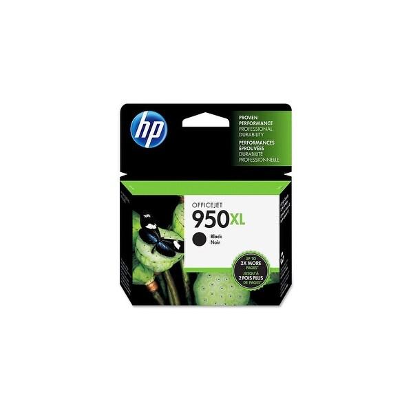 HP 950XL High Yield Black Original Ink Cartridge (CN045AN)(Single Pack)