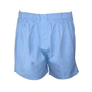 Majestic International Men's Cotton Traditional Fit No Back Seam Boxer Shorts