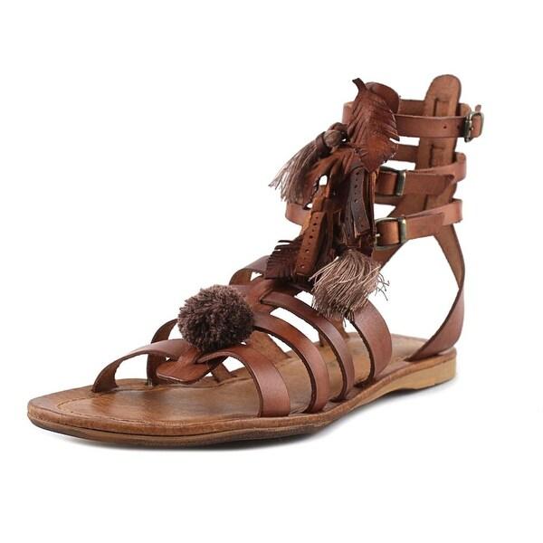 Matisse Warrior Cognac Sandals