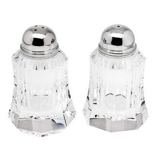 Godinger 15477 Amsterdam Salt & Pepper Shakers
