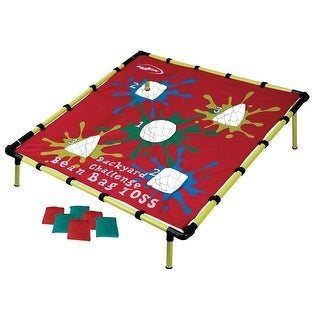 Halex 40-74471 Backyard Challenge Bean Bag Toss, Red/Green