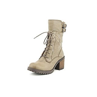 Lucky Brand Nylah Leather Boot
