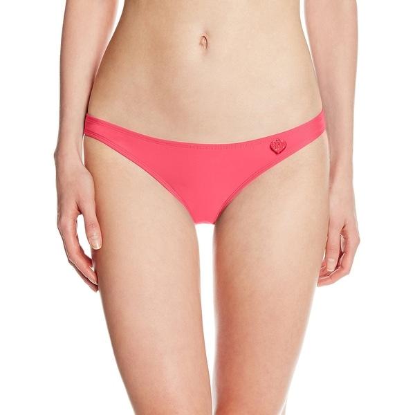 Body Glove Pink Womens Size Medium M Hipster Bikini Bottom Swimwear