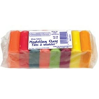 Neon Colors - Modeling Clay 220g