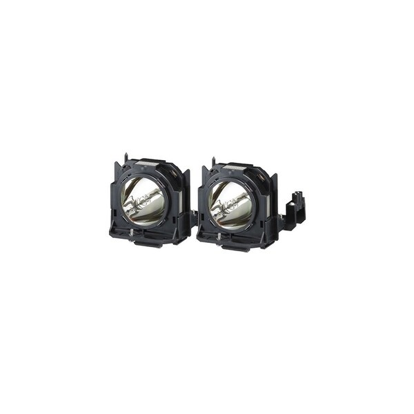 Panasonic ETLAD60AW Replacement Projector Lamp - 2 Pack