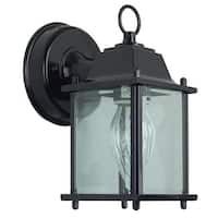 """Sunset Lighting F7802 1-Light 8.75"""" Height Outdoor Wall Sconce - N/A"""