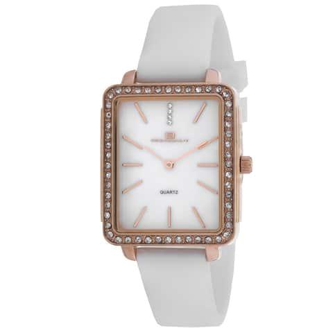 Oceanaut Women's Adorn White Dial Watch - OC0273 - One Size