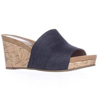 S.C. Jackeyy Slide Mule Sandals