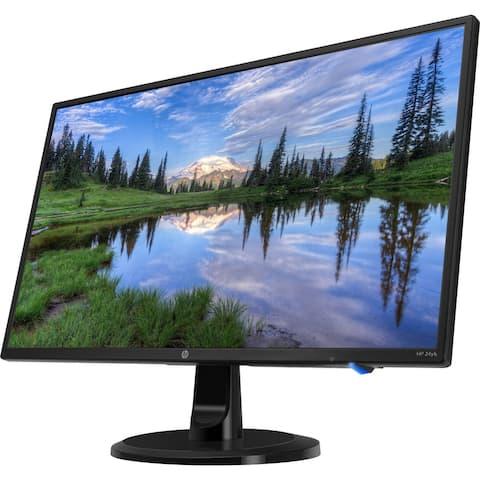 "HP 24yh 23.8"" 169 IPS Monitor, Black"