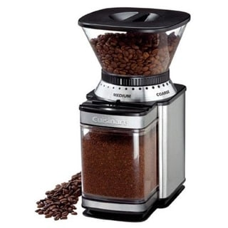 Cuisinart DBM-8 Burr Mill Coffee Grinder, 8 Oz